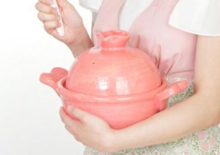さやんち クッキングサロン 名古屋 料理教室 オリジナル 土鍋 かわいい